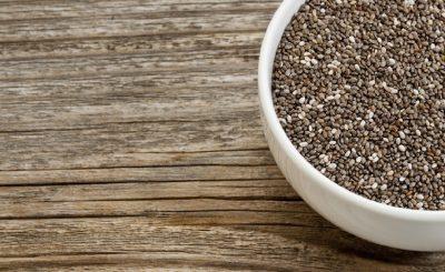 Chia na alimentação - Blog Nutrify
